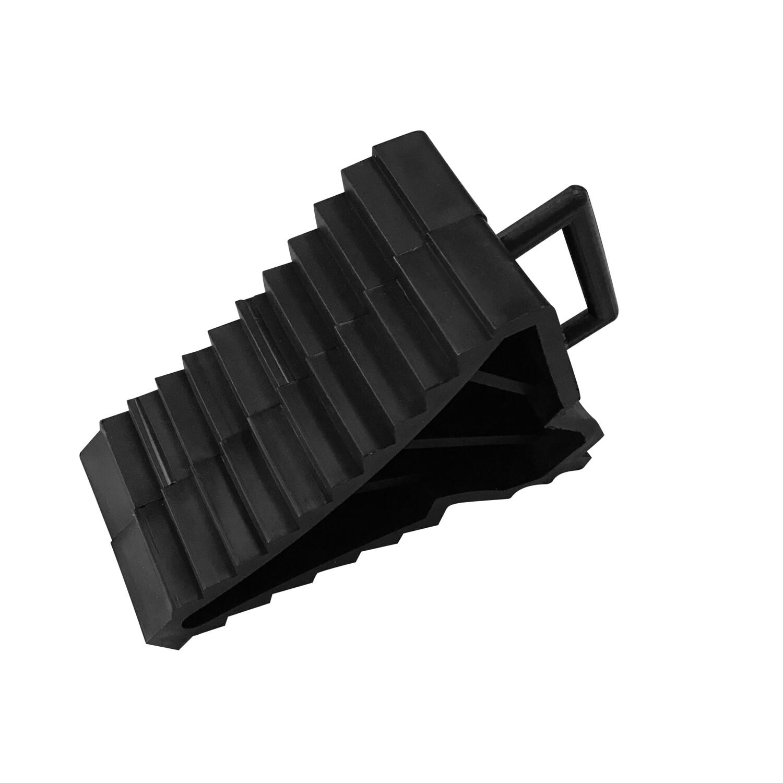 Caravan Wheel Chock with Handle for Caravan, RV or Trailer (Single)