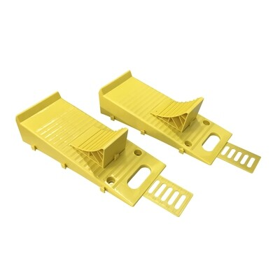 Single Axle RV Caravan Levelling Ramp Kit (Pair)