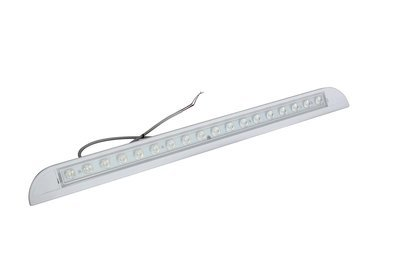 480mm white led caravan exterior awning light