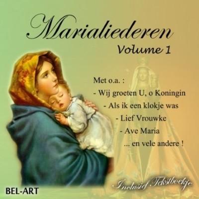 CD Marialiederen Deel 1