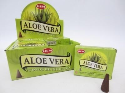 Aloe Vera kegeltjes wierook