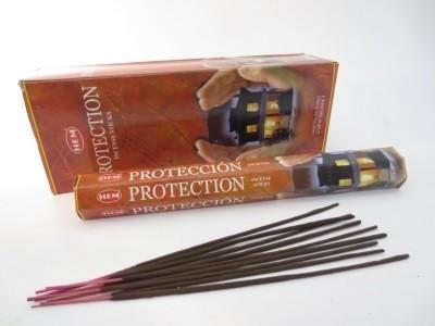 Protection hexa stokjes