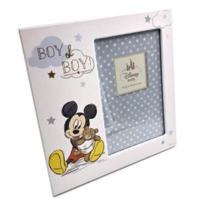 """Fotokader Disney Baby """"Boy & Boy"""" """" voor foto 10 x 15 cm"""