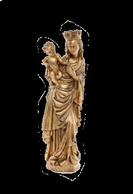 Onze-Lieve-Vrouw met Kind 57 cm