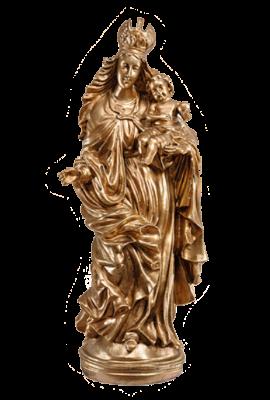 Onze-Lieve-Vrouw met Kind 66 cm     Kunststof