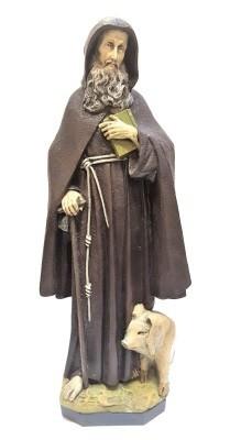 Antonius Abt 60 cm Franse Steen