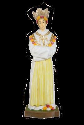 Onze Lieve Vrouw van Salette 88 cm     Kunststof