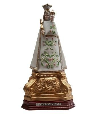 Onze Lieve Vrouw Scherpenheuvel 26 cm bisquit
