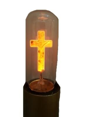 Kruislamp E27 220V 3W
