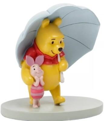 Beeldje Disney Winnie de Poeh en Knorretje