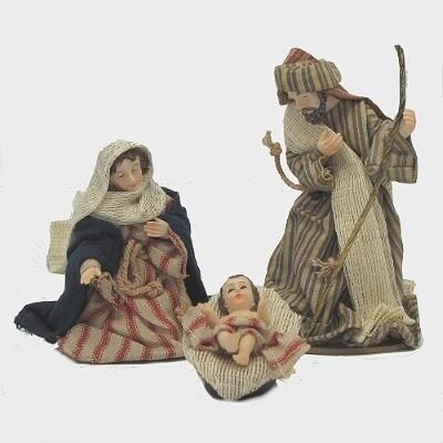 Heilige Familie 13 cm