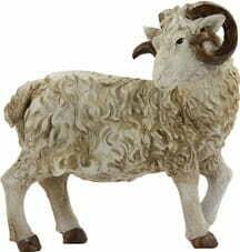 Ram 22 cm voor 60 cm figuren