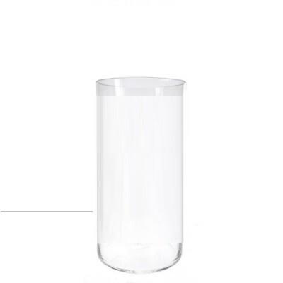 Glas voor kaars  15.5 cm - Godslamp -