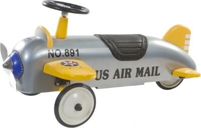 Retro Roller US Air Mail