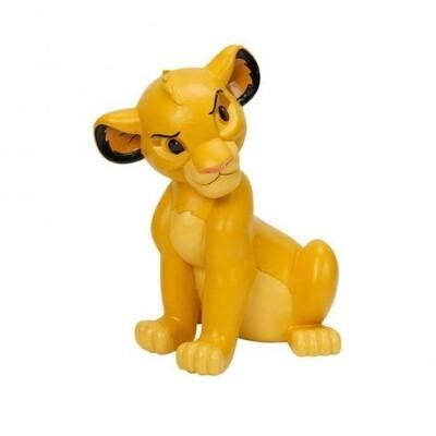 Beeldje Disney Lion King SIMBA