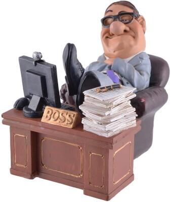 Boss - Baas - Directeur - Manager