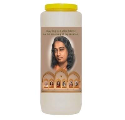 Noveenkaars Paramahansa Yogananda  -  Srf altaar