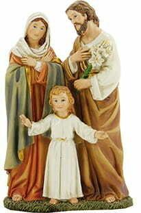 Heilige Familie 15.7 cm