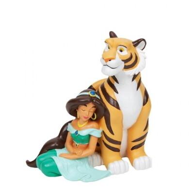Beeldje Disney  YASMINE & RAJAH