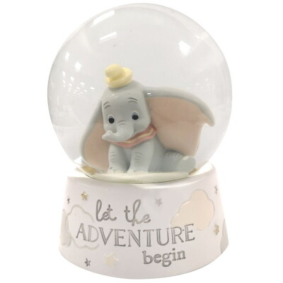 Disney Magical Beginnings DUMBO Sneeuwglobe