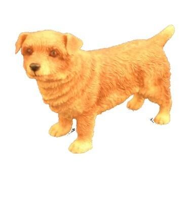Norfolk Terrier 12 cm