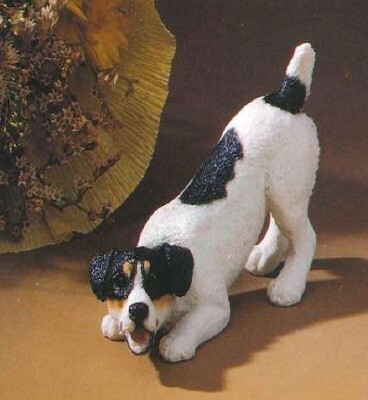 Jack Russell 10 x 6.5 cm