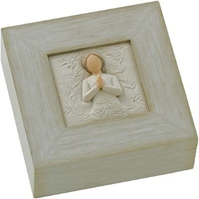 A tree , A prayer  Memory Box 11 cm
