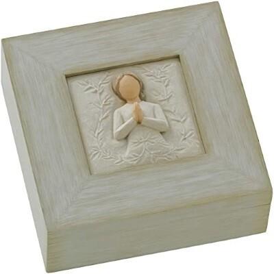 A tree , A prayer  Memory Box 11 cm