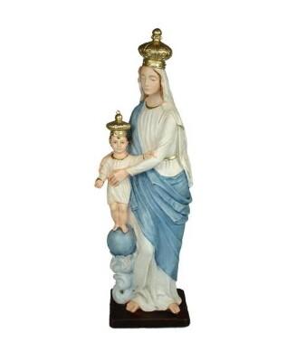 Beeld Notre Dame des Victoires - OLV van de overwinningen