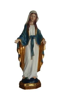 Beeld Onze Lieve Vrouw Wonderbare 22 cm