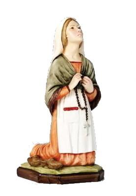 Beeld Bernadette 31 cm