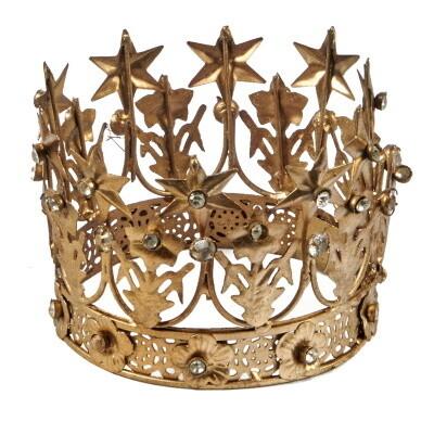 Kroon 12 cm diameter verstelbaar