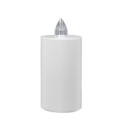 Graflicht op batterijen VLAMEFFECT MET GEEL LICHTJE