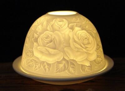 STARLIGHT nr 62 ROZEN met LED-lichtje