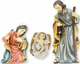 Heilige Familie 11 cm