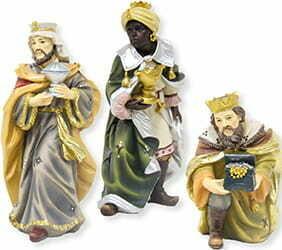 3 Koningen 13 cm