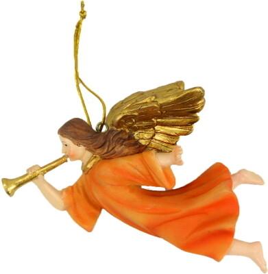 Hangende engel 11.6 cm voor figuren 12-15 cm
