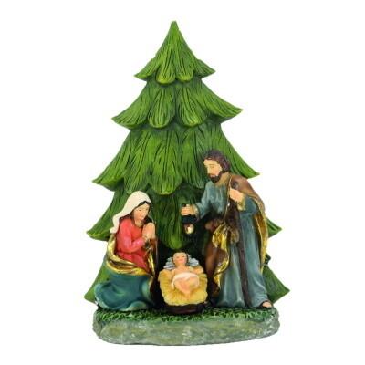 Kerstset kompleet 17cm
