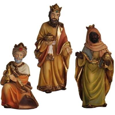 3 Koningen set,  30 cm,