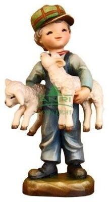 Herder Sergio  Ferrandiz Houtsnijwerk 15 cm