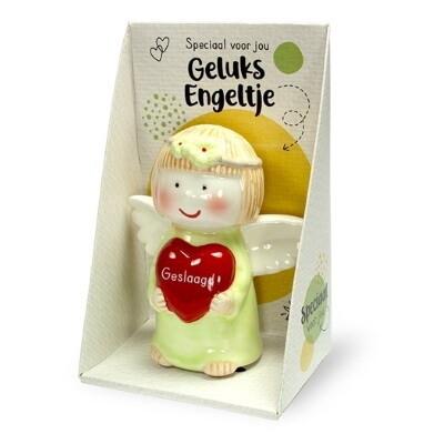 Engeltje - Geslaagd