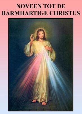 Noveenboekje BARMHARTIGE CHRISTUS