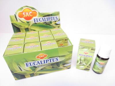 Geurolie 10 ml - EUCALYPTUS -