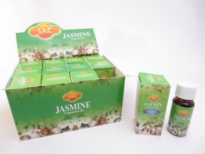 Geurolie 10 ml - JASMIJN -