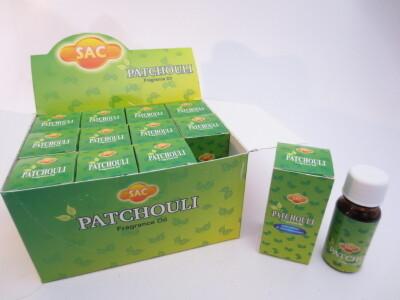 Geurolie 10 ml - PATCHOULI -
