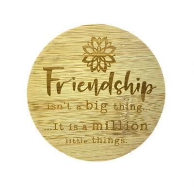 Light Up Your Life  Deksel FRIENDSHIP