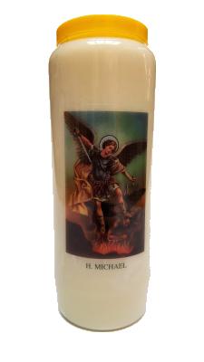 Noveenkaars AARTSENGEL MICHAEL + GEBED