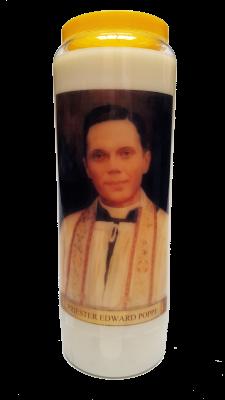 Noveenkaars PRIESTER POPPE