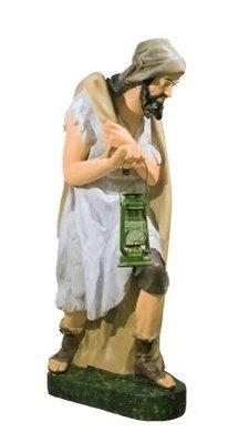 Herder met lamp KER-ELM300-120-9