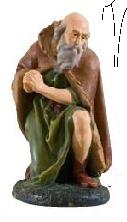 Herder geknield KER-ELM303-85-10
